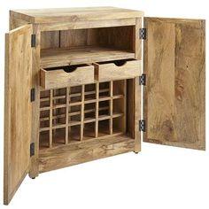 Corinna Wine Cabinet