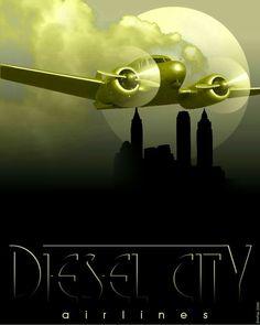 Art Deco Travel Poster More Poster Art, Retro Poster, Kunst Poster, Art Deco Posters, Art Deco Illustration, Gravure Illustration, Retro Kunst, Retro Art, Vintage Art