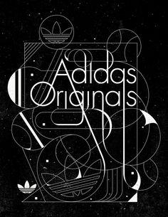 Adidas Originals (Black And White Series)
