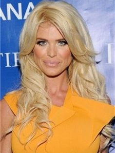 Hand Knotted Celebrity Hairstyle Soft Long Body Curly Blonde Lace Wig 100% Human Hair about 22 Inches Item # W2118  Original Price: $910.00 Latest Price: $277.99