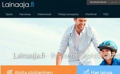 Lainaaja.fi |  Ota Sosiaalinen Vertaislaina Yksityiseltä, Saat Paremman Koron. Haluathan sosiaalisena ihmisenä ottaa lainasi yksityiseltä, mieluummin kuin kasvottomalta pankilta? Lainaaja.fi on kotimainen palvelu jossa lainaa hakeva ja lainaa antava ihminen voivat kohdata. Tutustu saman tien!