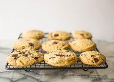 Malted Dark Chocolate Chunk Cookies