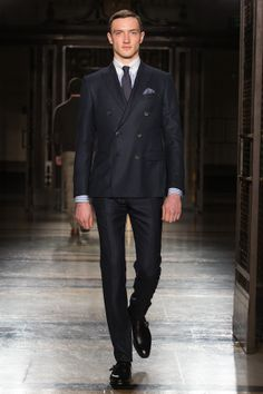 Hackett London | Fall 2014 | Menswear Collection | Jacob Coupe