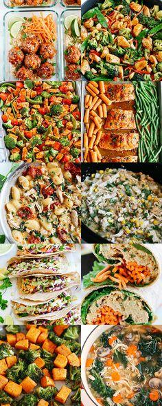 Top 10 Healthy Recipes of 2017
