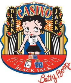 Betty Boop Pictures Archive: casino