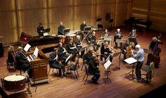 Asko|Schönberg 'Fifties' in het Muziekgebouw aan 't IJ. Met sv Ragtime. 9 oktober 2013.