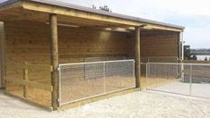 24 Horse Stables Design for Safety and Comfort - meowlogy Barn Stalls, Horse Stalls, Stables, Horse Shed, Horse Barn Plans, Simple Horse Barns, Horse Paddock, Horse Barn Designs, Horse Shelter