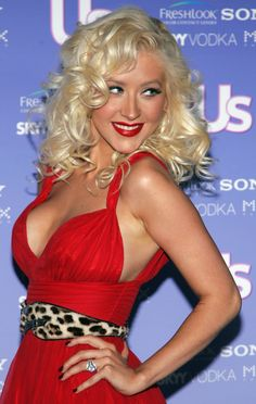 Nude pictures of Christina Aguilera Uncensored sex scene and naked photos leaked. Christina Aguilera, Beautiful Christina, Girls Run The World, Famous Women, Lady In Red, My Idol, Fashion Beauty, Beautiful Women, Beautiful Celebrities