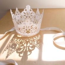 Paper Crown-love this