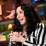 Cher Talks About (What Else?) Being Cher