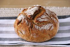 Cocotte baked bread