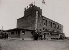 Maggi fabriek, Haarlemmerweg.