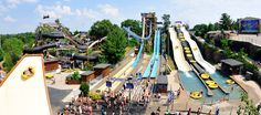 Noah's Ark Waterpark - America's largest waterpark is in Wisconsin Dells!
