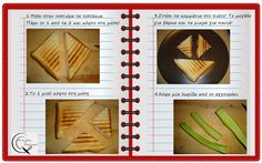 Θα σε κάνω Μαγείρισσα!: Παιδικά Τοστάκια! Blog, Blogging