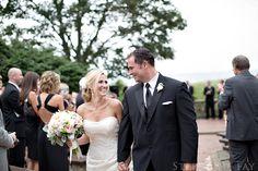 Eolia Mansion Wedding Conneticut : Danielle + Derek flowers by Hana image by stephanie fay
