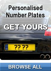 Get customer made cherished registration plates for your car. Choose a large stock of high quality cherished number plates just from Beef Registrations.