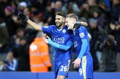 Jamie Vardy and Riyad Mahrez have been involved in more goals than any other #PremierLeague player!