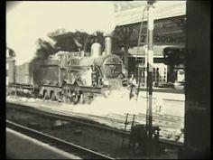 Stoomtreinen Groningen 1920-1940