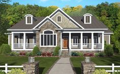 The Forest Glade House Plan - 3090