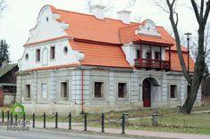 Dom na sprzedaż, Lublin Abramowice, 382 m² College, Mansions, House Styles, Polish, Houses, Home Decor, Homes, University, Vitreous Enamel