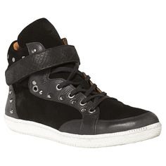 A little too cool for this mama but fun - Studs sneakers