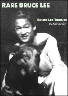 Teenage Bruce Lee