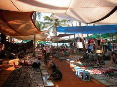 """elcTravelling: Beaches and...More Beaches- North Goa, India """"where indians and hippies unite"""""""
