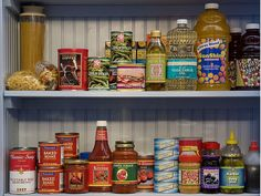 Well-Stocked Pantry: A Pantry Essentials List - iVillage