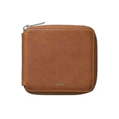 A.P.C. Compact Leather Wallet