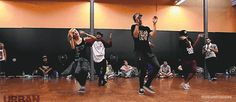 Ian Eastwood with the Dance Crew ft. Chachi Gonzales | Till I Die by Chris Brown