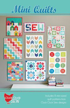 Image of Mini Quilts