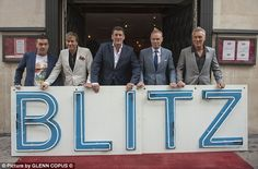 Telling the truth:Baring their souls, warts and all, for a new documentary titled Soul Boys Of The Western World, Tony Hadley, Steve Norman, John Keeble and brothers Gary and Martin Kemp are set to lift the lid of the parties, the girls, and, of course, the life-altering fall-outs