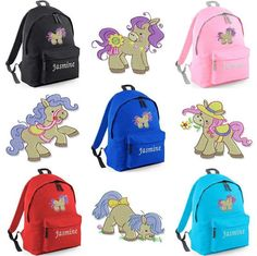 Check out this item in my Etsy shop https://www.etsy.com/uk/listing/473593715/personalized-embroidered-cute-pony