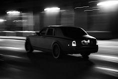 Rolls Royce on the run