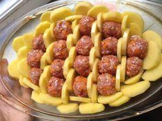 Egy kis újítás a konyhában: isteni húsgolyó recept, amiből csodaszép tálakat tudsz összerakni - Egy az Egyben