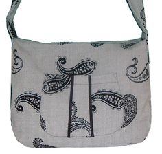 Tímea táska varrás (ingyen szabásmintával) Needle And Thread, Diaper Bag, Embroidery, Purses, Tote Bag, Sewing, Pattern, Diy, Gifts