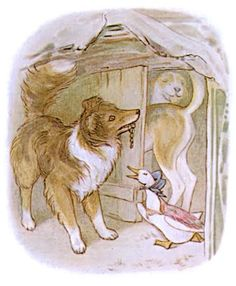 The Tale of Jemima Puddle Duck - Beatrix Potter
