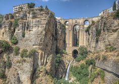 To travel to and experience the quaint old streets of La Ronda, Spain. Places In Spain, Oh The Places You'll Go, Places To Visit, Ronda Spain, Mysterious Places, Old Street, European Destination, Andalusia, Travel List