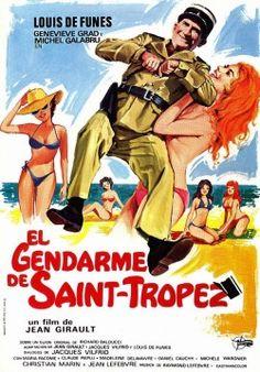 Découvrez Le Gendarme de Saint-Tropez, de Jean Girault sur Cinenode, la communauté du cinéma et du film