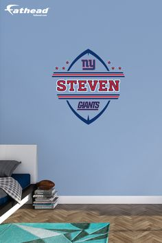 New York Giants Personalized Name