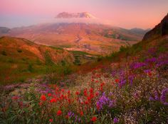 Photo Mt St Helens Twilight Cavern by Kevin McNeal on 500px