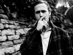 Smoking:Not hot  Ryan Gosling: SOOOOO hot.