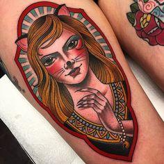 cat lady tattoo - Google Search