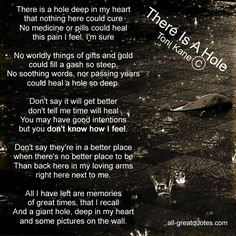 There-Is-A-Hole-Grief-Poems-Cards.jpg (650×650)