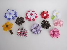hairbows tutorial