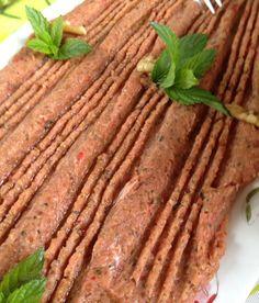 Raw Kibbeh is LouLous favorite Lebanese dish It is ahellip