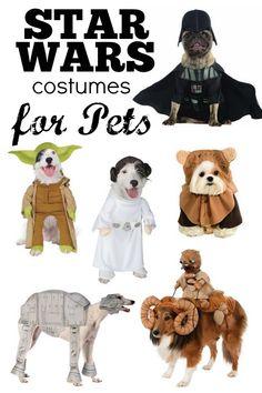 Star Wars Pet Costumes