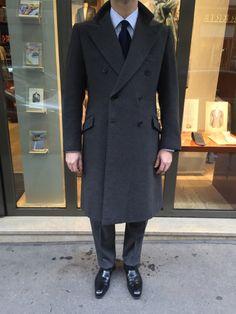 Dirnelli : Cifonelli bespoke coat