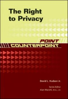 """More than 80 years ago, U.S. Supreme Court Justice Louis D. Brandeis called the right to privacy """"the most comprehensive of rights and the right most valued by civilized men."""" The idea of privacy includes the ability to control one's personal information, protection from intrusive law enforcement, and freedom from the prying eyes of others"""