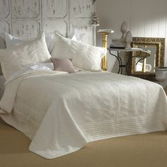 Bianca launched remarkable Prudence Bedspread...Shop Online Now In Just 119.95$.